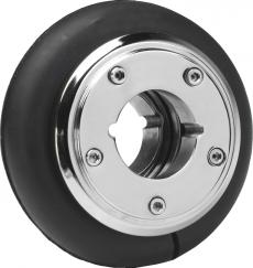 Højelastiske dækkoblinger